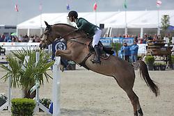 Guerdat Steve, (SUI), Albfuehren's Happiness<br /> CSI4* Qualifikation DKB-Riders<br /> Horses & Dreams meets Denmark - Hagen 2016<br /> © Hippo Foto - Stefan Lafrentz