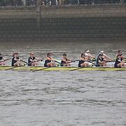 The Osiris Blondie Boat Race