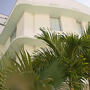 Carlyle Hotel on Ocean Drive in South Beach, Miami