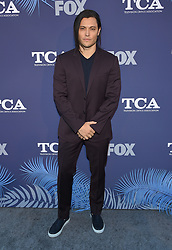 August 2, 2018 - West Hollywood, California, U.S. - Blair Redford arrives for the FOX Summer TCA 2018 All-Star Party at Soho House. (Credit Image: © Lisa O'Connor via ZUMA Wire)