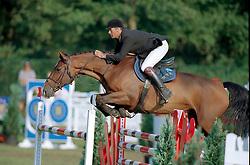Van Roosbroeck Maurice, BEL, Le Coup C<br /> Belgisch Kampioenschap Kapellen 2001<br /> © Hippo Foto - Dirk Caremans<br /> 06/09/2001