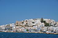 Naxos,Greece a Greek Cyclades Island