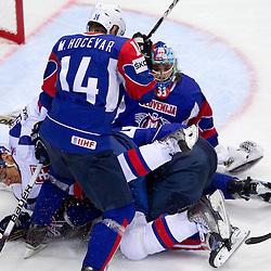 20110429: SVK, Ice Hockey - IIHF 2011 World Championship Slovakia, Slovakia vs Slovenia