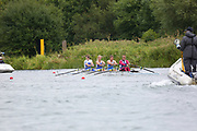 Race: 80  4x- (Band 2)  Final<br /> <br /> Peterborough Summer Regatta 2018 - Sunday<br /> <br /> To purchase this photo, or to see pricing information for Prints and Downloads, click the blue 'Add to Cart' button at the top-right of the page.
