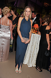 FLORENCE BRUDENELL-BRUCE  at the Raisa Gorbachev Foundation Gala held at the Stud House, Hampton Court, Surrey on 22nd September 22 2011