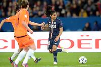 Shirley Cruz - 28.03.2015 - Paris Saint Germain / Glasgow City FC - 1/2 Finale retour Champions League<br /> Photo : Andre Ferreira / Icon Sport