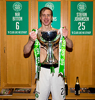 15/03/15 SCOTTISH LEAGUE CUP FINAL<br /> DUNDEE UTD v CELTIC<br /> HAMPDEN - GLASGOW<br /> Johansen