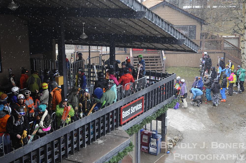 Closing Day at Jackson Hole Mountain Resort