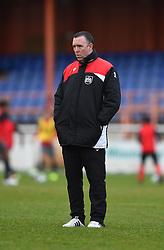Bristol City Director of Recruitment Brian Tinnion - Mandatory by-line: Paul Knight/JMP - 16/02/2017 - FOOTBALL - Twerton Park - Bath, England - Bristol City U23 v Southampton U23 - Premier League 2 Cup