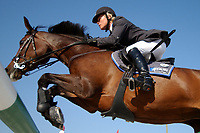Sprangridning - Hestesport<br />