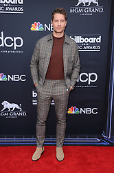 Justin Hartley at the 2019 Billboard Music Awards held at the MGM Grand Garden Arena in Las Vegas, USA on May 1, 2019.