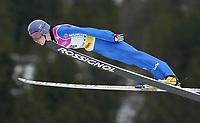 Hopp<br /> FIS World Cup - Verdenscup<br /> Hoppuka 2003/2004<br /> Oberstdorf<br /> Foto: Digitalsport<br /> Norway Only<br /> <br /> Martin Schmitt Skispringen Deutschland<br /> Vierschanzentournee Oberstdorf