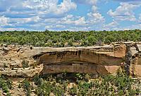 Mesa Verde National Park, Colorado, USA.