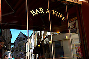 bar a vin wine bar  r carnot beaune cote de beaune burgundy france