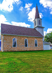 St. Paul's Church also known as St.Paul's Lutheran Church and Day School and St. Peter's Luthera is a historic church in New Melle, Missouri built in 1860 by A. Carl Schlottmann.