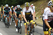 Christopher Froome (GBR - Team Sky) during the 105th Tour de France 2018, Stage 21, Houilles - Paris Champs-Elysees (115 km) on July 29th, 2018 - Photo Luca Bettini / BettiniPhoto / ProSportsImages / DPPI