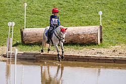 Sels Milan, BEL, Ronaldo van de Nieuwe Heide<br /> Nationale finale AVEVE Eventing Cup voor Pony's - Maarkedal 2019<br /> © Hippo Foto - Dirk Caremans<br /> 27/04/2019