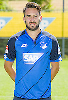 German Bundesliga - Season 2016/17 - Photocall 1899 Hoffenheim on 19 July 2016 in Zuzenhausen, Germany: Lukas Rupp. Photo: APF  | usage worldwide