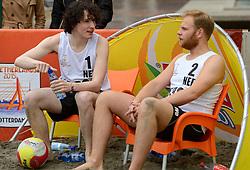 20150621 NED: Wildcard WK Beachvolleybal, Amstelveen<br /> In Amstelveen werd er voor de laatste ticket voor het WK gestreden / Ivo van Breukelen!, Daniel Lippens, radio 538