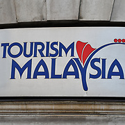 Tourism Malaysia at Trafalgar Square, on 27 June 2019, London, UK