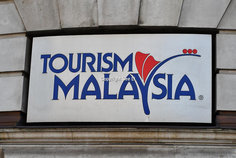 Tourism Malaysia at Trafalgar Square, on 27 June 2019, London, UK