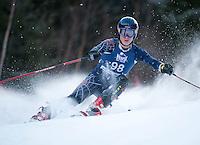 FIS Mens Slalom 1st run at Attitash December 17, 2010