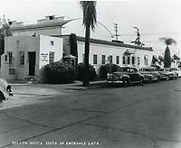 1950 General Service Studios on Las Palmas Ave. & Santa Monica Blvd.