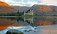 Kilchurn Castle | Loch Awe | 5 November 2017