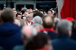 Fans gather to watch the John Atyeo Statue unveiling at Ashton Gate Stadium - Mandatory by-line: Dougie Allward/JMP - 05/11/2016 - FOOTBALL - Ashton Gate - Bristol, England - Bristol City v Brighton and Hove Albion - Sky Bet Championship
