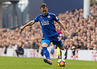 Football - 2016 / 2017 Premier League - Tottenham Hotspur vs. Leicester City<br /> <br /> at White Hart Lane.<br /> <br /> COLORSPORT/DANIEL BEARHAM