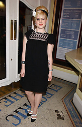 KELLY OSBOURNE at the launch of 'Grand Classics:Films with Style' series in London hosted by Vivienne Westwood at The Electric Cinema, Portobello Road, London W11 on 20th March 2006.<br /><br />NON EXCLUSIVE - WORLD RIGHTS