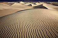 Sand Ripples, Death Valley National Park, California