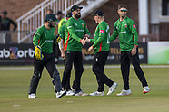 Leicestershire County Cricket Club v Nottinghamshire County Cricket Club 160721