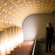 "Jason Moran, ""STAGED: Savoy Ballroom 1"", gallery opening at the Institute of Contemporary Art, Boston"