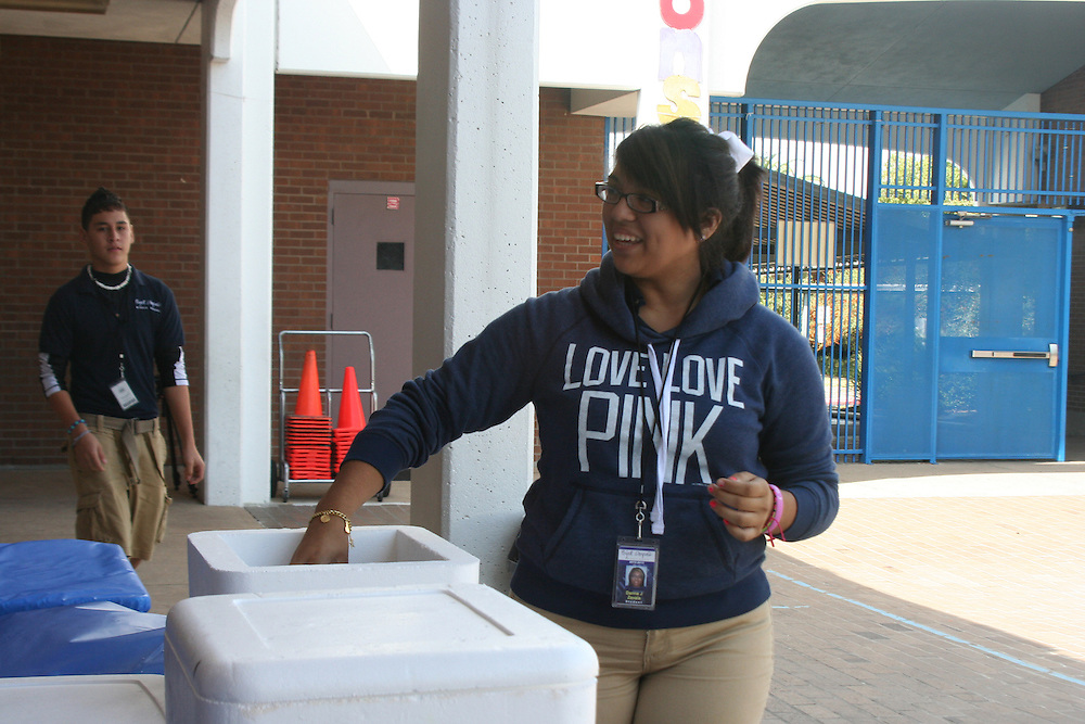Project Chrysalis Middle School Blue Bell Ice Cream