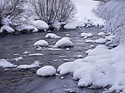 Big Wood River near Goat Creek, Sawtooth National Recreation Area, Sawtooth National Forest, Idaho.