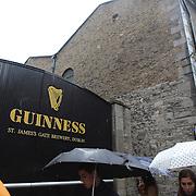 Guinness Storehouse St. James's Gate Brewery, Dublin, Ireland. Photo Tim Clayton