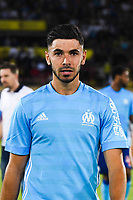 Morgan Sanson during the friendly match between Olympique de Marseille and Fenerbahce on July 15, 2017 in Lausanne, Switzerland. (Photo by Philippe Le Brech/Icon Sport)