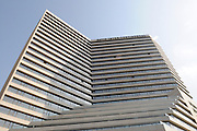 Israel, Tel Aviv, the David Inter Continental Hotel on the beach front