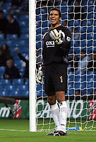 Photo: Paul Thomas.<br /> Manchester City v Portsmouth. The Barclays Premiership. 23/08/2006.<br /> <br /> David James, new Portsmouth player.