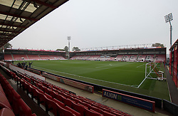 General view inside the Vitality stadium.  - Mandatory by-line: Alex James/JMP - 22/10/2016 - FOOTBALL - Vitality Stadium - Bournemouth, England - AFC Bournemouth v Tottenham Hotspur - Premier League