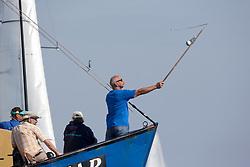 Last day of the Delta Lloyd North Sea Regatta, Scheveningen, the Netherlands, Monday, 9th June 2014.