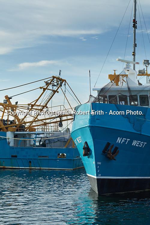 Fremantle's Fishing Boat Harbour Perth Region