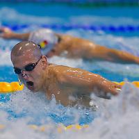31th European Swimming Championships in Debrecen, Hungary on May 23, 2012. ATTILA VOLGYI