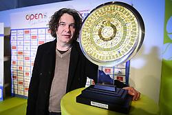 February 3, 2018 - Montpellier, France, France - Xavier Longueras - artiste createur du Trophee Open Sud de France (Credit Image: © Panoramic via ZUMA Press)