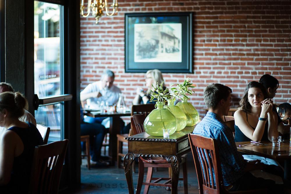 Decarli Restaurant in Beaverton, Oregon.