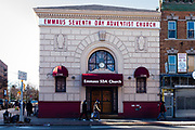 Emmaus Seventh Day Adventist Church, 1144 Flatbush Avenue, Brooklyn.