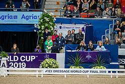 Caetano Maria, POR, Coroado<br /> LONGINES FEI World Cup™ Finals Gothenburg 2019<br /> © Hippo Foto - Dirk Caremans<br /> 06/04/2019