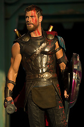 Thor: Ragnarok..Thor (Chris Hemsworth)..Photo: Jasin Boland..©Marvel Studios 2017