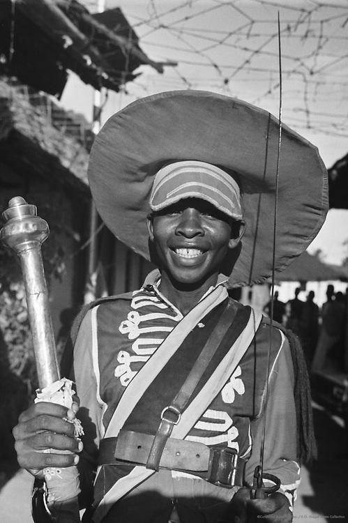 N'goma Dancers, Mombasa, Kenya, Africa, 1937